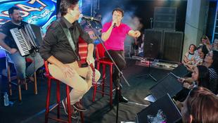 Foto Quintal da Clube com Gian e Giovani 207