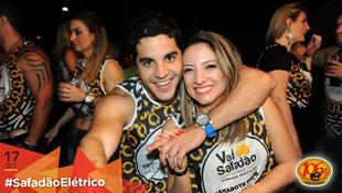 Foto Fotos da galera no #SafadãoElétrico 587