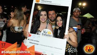 Foto Fotos da galera no #SafadãoElétrico 588