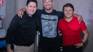 Foto Quintal da Clube com Gian e Giovani 218
