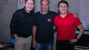 Foto Quintal da Clube com Gian e Giovani 222