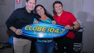 Foto Quintal da Clube com Gian e Giovani 225