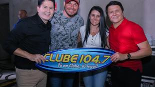 Foto Quintal da Clube com Gian e Giovani 232