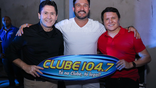 Foto Quintal da Clube com Gian e Giovani 245