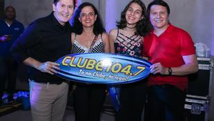 Foto Quintal da Clube com Gian e Giovani 257