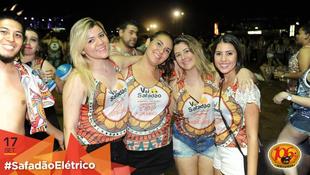 Foto Fotos da galera no #SafadãoElétrico 600