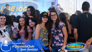 Foto Quintal da Clube com Luan Santana 3
