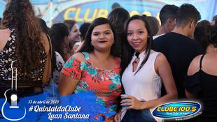 Foto Quintal da Clube com Luan Santana 4