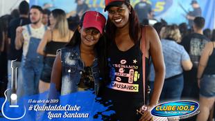 Foto Quintal da Clube com Luan Santana 7