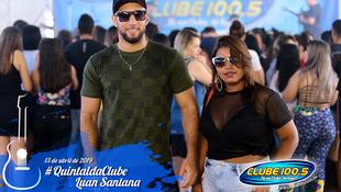 Foto Quintal da Clube com Luan Santana 10