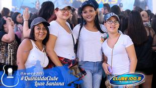 Foto Quintal da Clube com Luan Santana 14