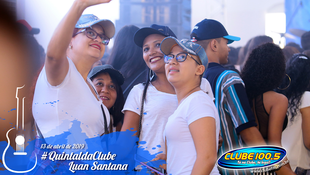 Foto Quintal da Clube com Luan Santana 16
