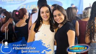 Foto Quintal da Clube com Luan Santana 19