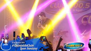 Foto Quintal da Clube com Luan Santana 20