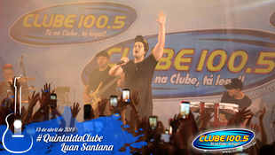 Foto Quintal da Clube com Luan Santana 22