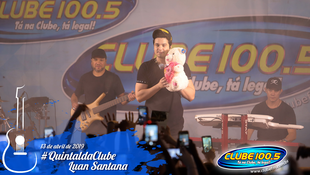 Foto Quintal da Clube com Luan Santana 23