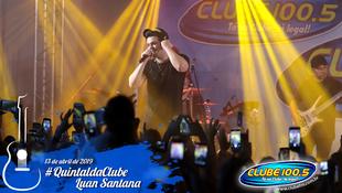 Foto Quintal da Clube com Luan Santana 26
