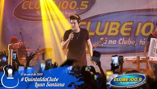 Foto Quintal da Clube com Luan Santana 27