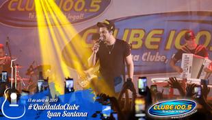 Foto Quintal da Clube com Luan Santana 29