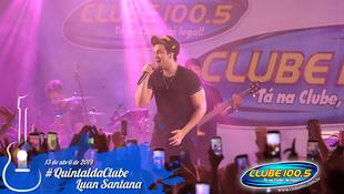 Foto Quintal da Clube com Luan Santana 32