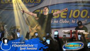 Foto Quintal da Clube com Luan Santana 33