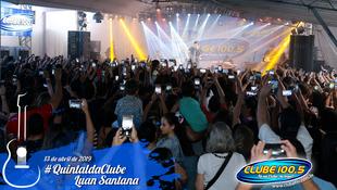 Foto Quintal da Clube com Luan Santana 35