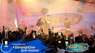 Foto Quintal da Clube com Luan Santana 38