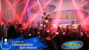 Foto Quintal da Clube com Luan Santana 39
