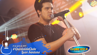 Foto Quintal da Clube com Luan Santana 44