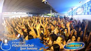 Foto Quintal da Clube com Luan Santana 48