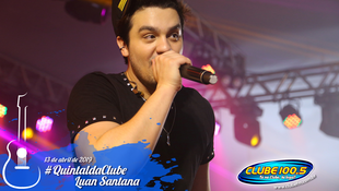 Foto Quintal da Clube com Luan Santana 51