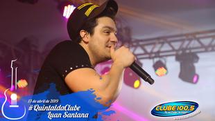 Foto Quintal da Clube com Luan Santana 53