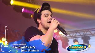 Foto Quintal da Clube com Luan Santana 54