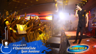 Foto Quintal da Clube com Luan Santana 69