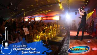 Foto Quintal da Clube com Luan Santana 71
