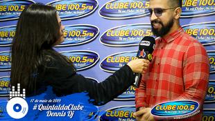 Foto Quintal da Clube com Dennis DJ 1