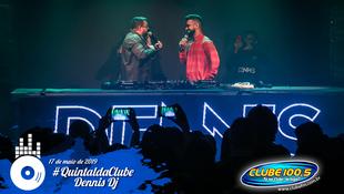 Foto Quintal da Clube com Dennis DJ 4