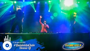 Foto Quintal da Clube com Dennis DJ 8