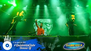 Foto Quintal da Clube com Dennis DJ 10