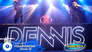 Foto Quintal da Clube com Dennis DJ 15