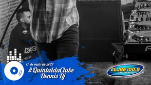 Foto Quintal da Clube com Dennis DJ 20