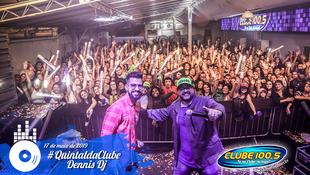 Foto Quintal da Clube com Dennis DJ 24