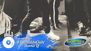 Foto Quintal da Clube com Dennis DJ 23