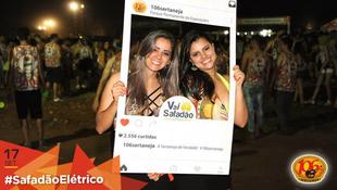 Foto Fotos da galera no #SafadãoElétrico 624