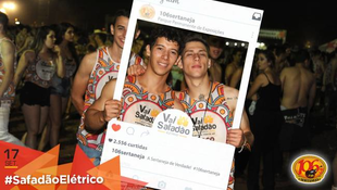 Foto Fotos da galera no #SafadãoElétrico 625