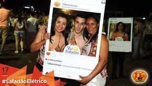 Foto Fotos da galera no #SafadãoElétrico 635