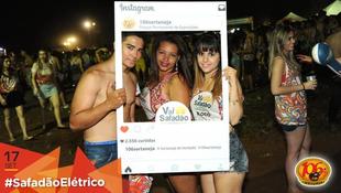 Foto Fotos da galera no #SafadãoElétrico 638