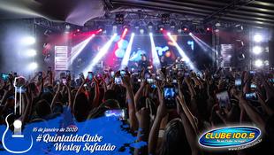 Foto Wesley Safadão no #QuintaldaClube 4