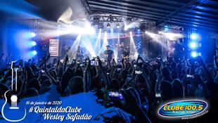 Foto Wesley Safadão no #QuintaldaClube 16