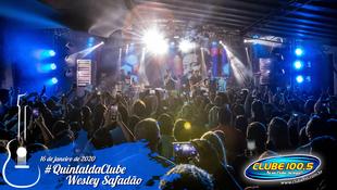 Foto Wesley Safadão no #QuintaldaClube 20